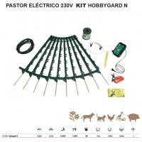 Pastor Eléctrico 230V KIT Hobbygard N