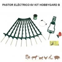 Pastor Eléctrico 6V KIT Hobbygard B