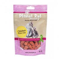 Planet Pet Gato Snack Tacos de Pollo 30gr