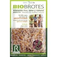 Semillas Bio Brotes para Germinar Alfalfa  25gr