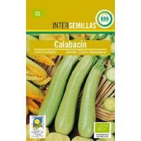Semilllas Ecologicas Calabacin Genovense 5Gr