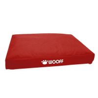 Wooff Colchon Box Red M 55X75X15Cm