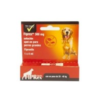 1 Pipeta Fiprex L Spot-On Perros Grandes (20-