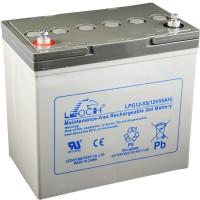 Batería Gel Leoch 12V 55Ah
