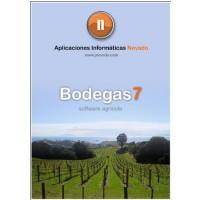 Bodegas 7 (Software, Programa Informático, Bodegas, Vino)
