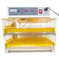 Incubadora Automática Janoel JN96 con Capacidad para 96 Huevos