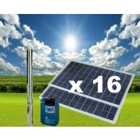 KIT Solar 4 HP