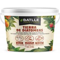 Tierra de Diatomeas 3Kg - Batlle