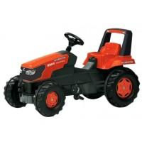 Tractor Infantil de Juguete a Pedales Kubota M9540
