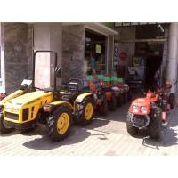 Tractores y Motocultores Pasquali