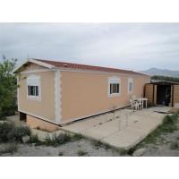 Casa Movil Prefabricada 44m2 Ideal para Su Guarda de Finca