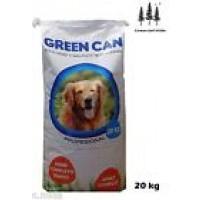 Saco Pienso Comida para Perros Adultos Green CAN Mantenimiento 20 KG