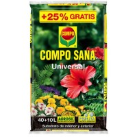 Sustrato Compo Sana Universal 40+10 L