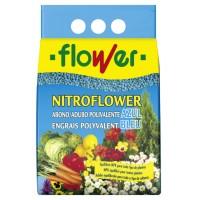 Abono Nitroflower Poliv. AZUL 2,5Kg.