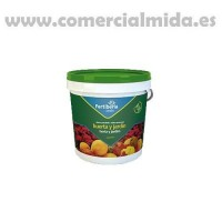 Abono Sólido (Granulado) para Huerta y Jardín Fertiberia - 3Kg