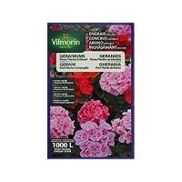 Abono Soluble Vilmorin 800g para Geranios y Flores