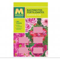 Bastoncitos Fertilizantes Plantas de Flor de Masso