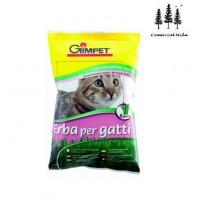 Bolsa de 100 G de Hierba para Gatos Regulariza Función Estomacal (Bolas de Pelo)