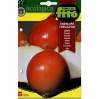 Cebolla Valenciana Tardía Export - 2Gr Semillas Ecológicas