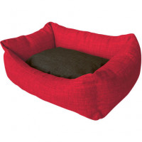 Cuna Rojo Gris Mod.35 40X50Cm