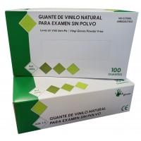 Guantes de Vinilo PVC Sin Polvo MAX Gloves Es