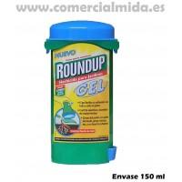 Herbicida que Combate Malas Hierbas de Jardines Roundup GEL 150 Ml