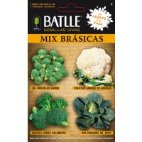 Mix Brasicas - HC - Unidades