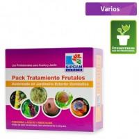 Pack Tratamiento de Frutales : Fungicida, Aceite E Insecticida de Sipcam