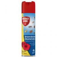 Protect Home Insecticida Voladores y Rastreros de Uso Doméstico Extracto de Flores - 400 Ml