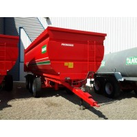 Remolque Cargo 3 EJES   25.6 M3