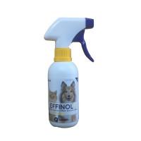 Spray Antiparasitario Pulgas y Garrapatas Eff