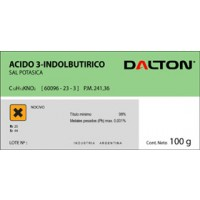 Acido Indolbutírico SAL Potásica