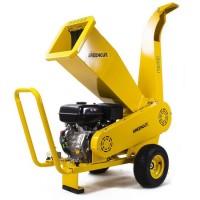 Biotrituradora Gasolina Motor 4 Tiempos 270Cc