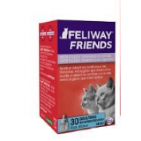 CEVA Recambio 1 Mes Feliway Friends, 48 Ml