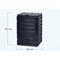 Compostador Eco Master 300L Negro