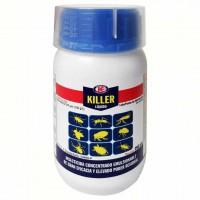 Insecticida Emulsión Killer Líquido Acción Rápida, Prolongada y Residual 250 Ml