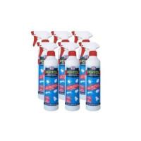 Pertol Insecticida Larga Duración Voladores y Rastreros - Interior y Exterior - Pack 6 X 500 Ml