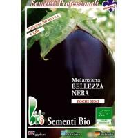 Semillas Ecologicas de Berenjena Belleza Negra 50 Gr