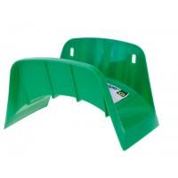 Soporte de Manguera. Verde