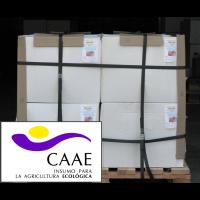 Bioestimulante Ecológico Trama y Azahar Fe-2, Abono CE. Sin Hormonas. Certificado CAAE. Palet de 16 Cajas de 4 Garrafas X 5 Kg