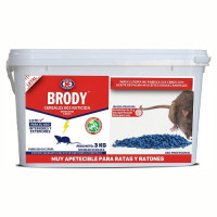 Brody Cereal, Cubo 3 Kg