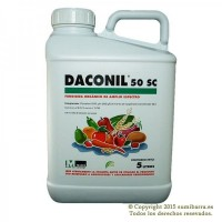 Daconil 50 SC, Fungicida Orgánico de Amplio Espectro Masso
