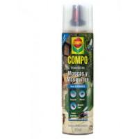 Insecticida Moscas y Mosquitos Compo 500 Ml
