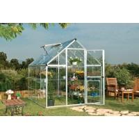 Invernadero de Policarbonato para Jardin Silver Nature Harmony 6x8