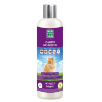 Menforsan Champú Anti-Insectos Gatos, 300 Ml