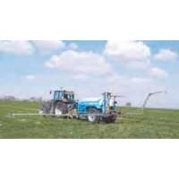 Pulverizador de Herbicidas Arrastrado Rg 3000