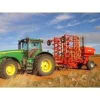 Sembradora Neumática Plegable Larrosa para Cereales