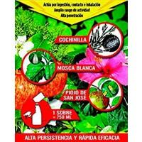 Sobre de Insecticida Fungicida para Cochinill