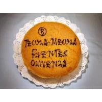 Tecula Mecula de Olivenza de CASA Fuentes  Formato 1.400Gr al Vacio y Caja de Carton.