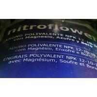 Abono Nitroflower 20K Azul 12-10-18